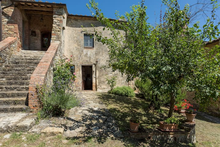Angolo di Toscana: Case 3 - Palazzone - Huis