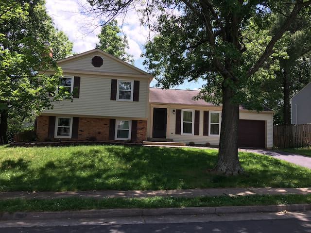 Comfy 2B/2B Home Near DC and IAD just for you! - Herndon - Haus