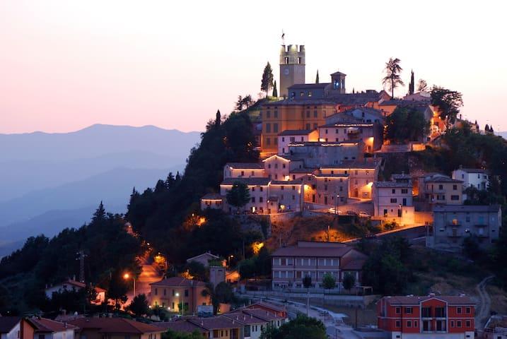 360° panorama - Peglio - Квартира