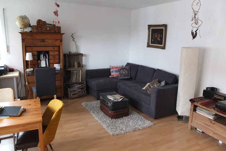 Cosy apartment for families in Freising - Freising - Appartement