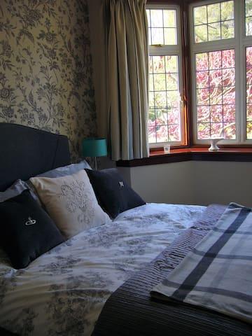 Unique Apartment with large garden - Kilmarnock - Appartement