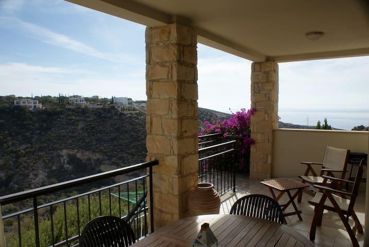 Apartment at Aphrodite Hills Golf Resort, Kouklia - Kouklia