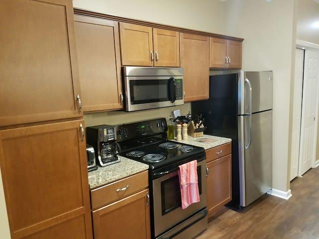 Brand new 3 bedroom apartment - Lancaster - Lägenhet