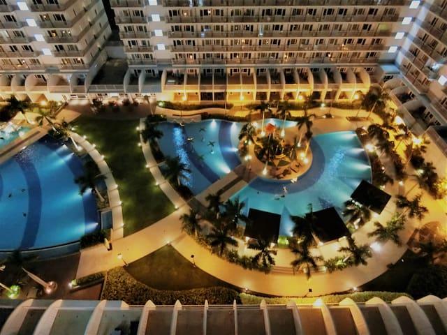 *New Open Shell Res: Great Amenity View w/ Balcony - PH - Condo