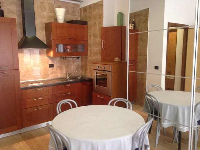 Genoa Nervi,Palms,comfort & sea near train station - Genova - Apartemen