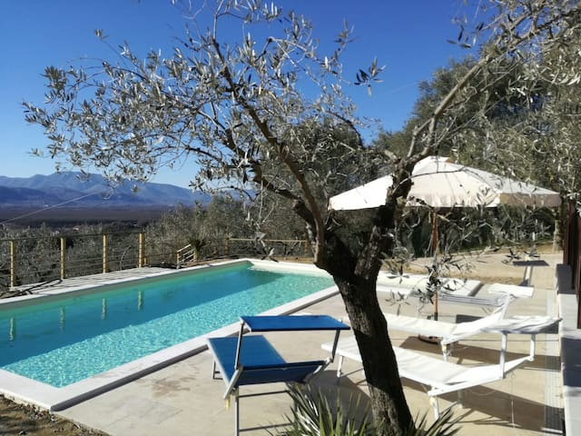 01 - The House of Olives - Colfelice - Appartement