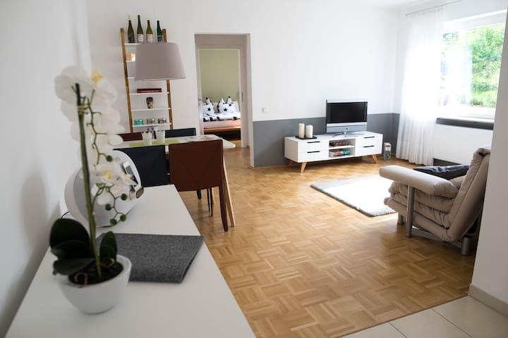 Rüdesheim vintage apartment - Rüdesheim am Rhein - Leilighet