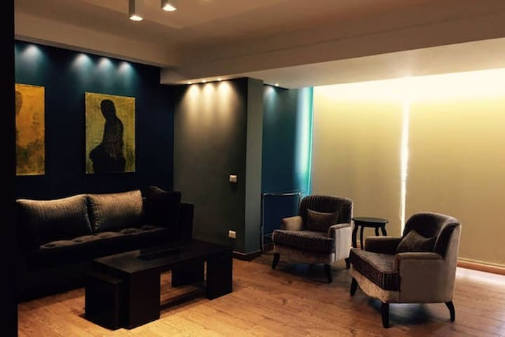 """A """"SUITE FEELING""""FLAT + FREE MOBILE - Jdeideh - Appartement"""