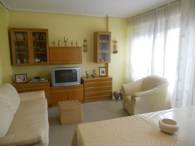 Rent two cozy rooms in Valencia - Burjassot - Appartement