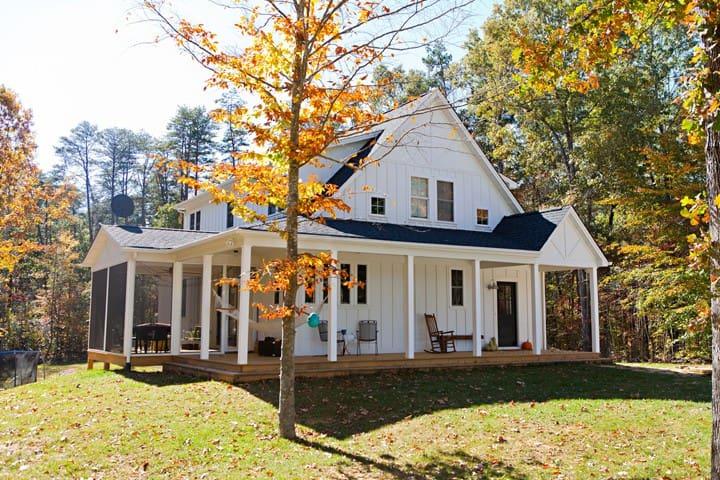 Concord Modern Farmhouse -Entire home 20min to LU! - Concord - Hus
