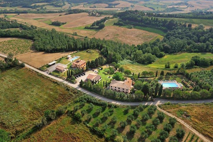 Apartment (Melograno) Volterra,San Gimignano,Pisa - Peccioli - Wohnung
