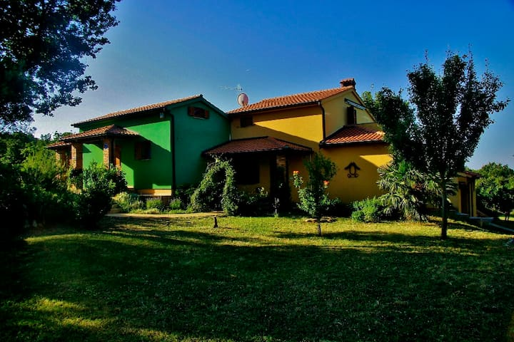 Villa Aruba Ideal Family Vacation - Sveti Lovreč - Hus