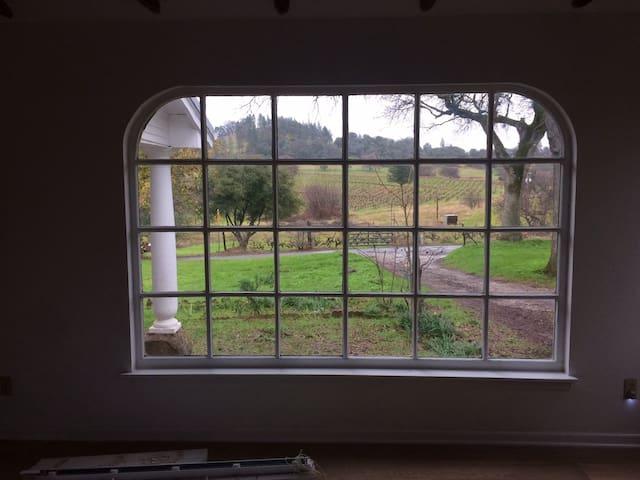 Story Vineyard Homestead Home, Artistic Beauty - Plymouth - Ev