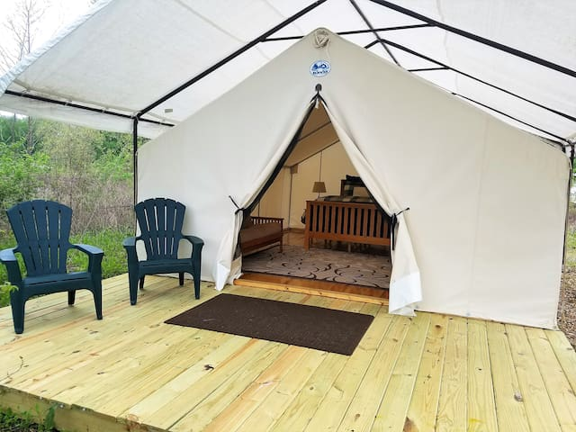 Glamping St. Louis - Heron's Nest - Saint Charles - Chalet