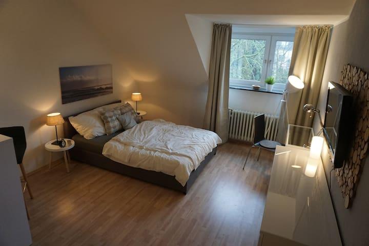 TOP Apartment in zentraler Lage - Essen - Apartmen