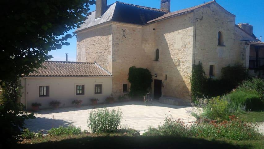 Aramis - La Brossardière - Le Logis - Taillebourg - Lägenhet