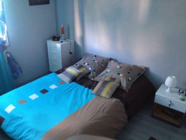 chambre dans maison calme - Nogent-sur-Seine - 獨棟