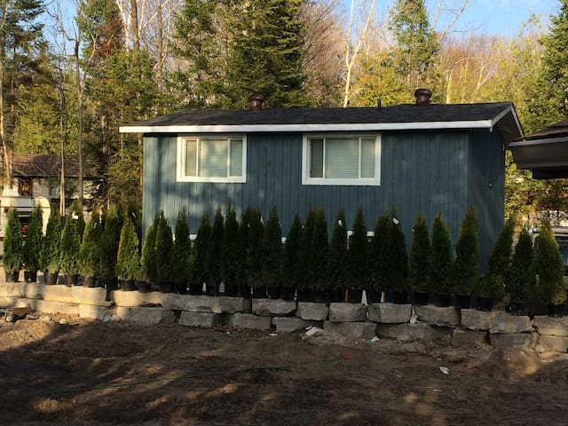 Modern Cottage for Weekly Rent (Sat-Sat) - Tiny - Srub