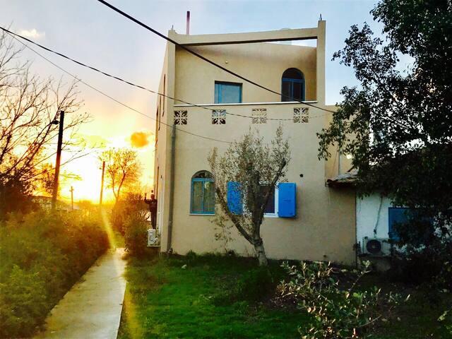 ASHRAM HOUSE MAOR - NATURAL HOME - Maor