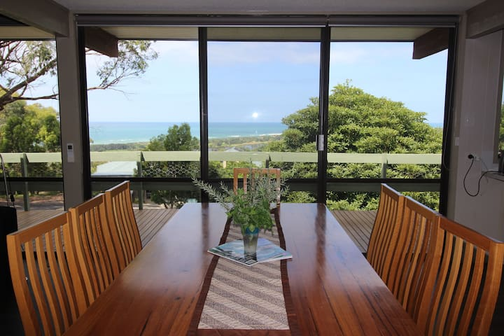 Sea-Esta house, 3 bed, Ocean Views - Lakes Entrance