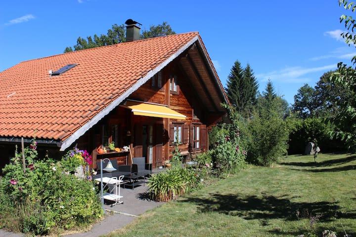 Romantic Artist retreat Black Forest / Schwarzwald - Dachsberg (Südschwarzwald) - Hus