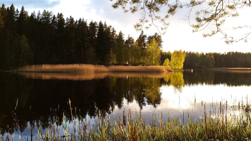 Enjoy the wilderness in the south - Finspång - Huis