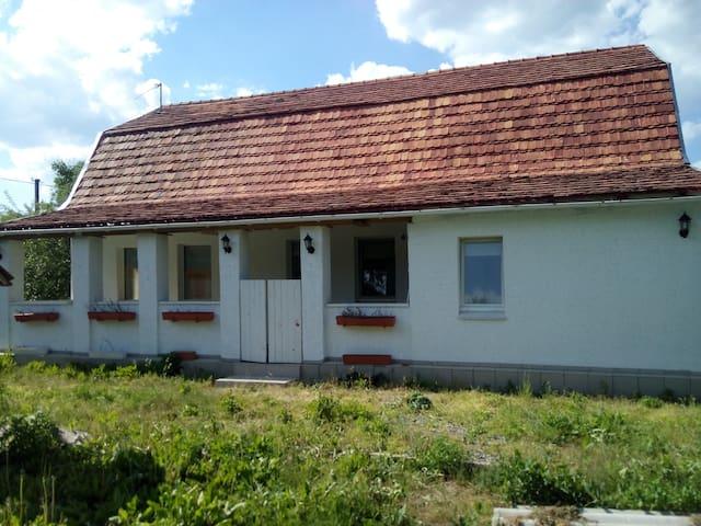 Райский уголок - Mar'yanivka village