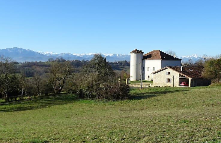 La Tuquette, dépendance du château - Castillon-de-Saint-Martory - Casa
