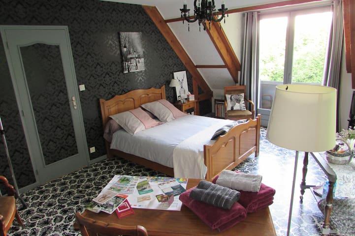 Chambre près de Giverny et Vernon - Saint-Just - Casa