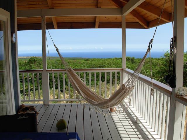 Cottage Hale Moana (Oceancottage) - Naalehu - Hus