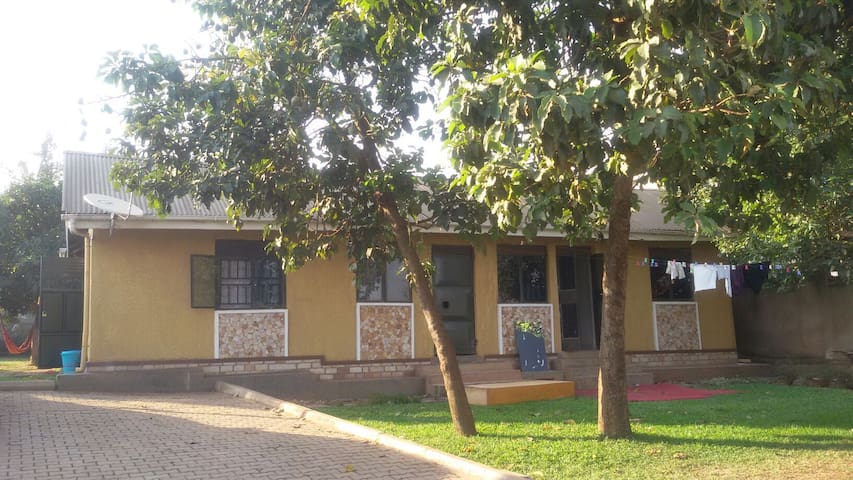 Two bedroom house in gated compound - Kampala
