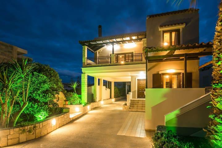 Estellas Beach House - Kato Gouves - Tatil evi