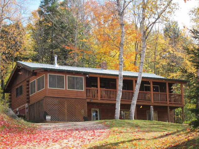 Puzzle Mt. House - Log Cabin Home - Newry - Rumah