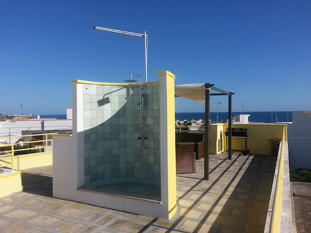 SALENTO three-room flat, 50 mt sea - Torre San Giovanni - Apartment