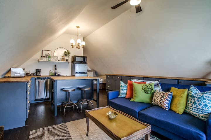 The Jones House 400 sf Apartment - Rockwall - Appartement