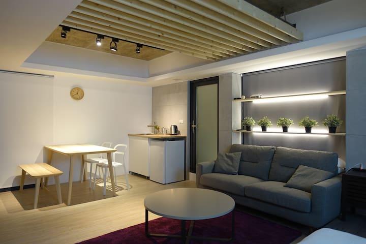 [basement] 3mins to MRT科技大樓站