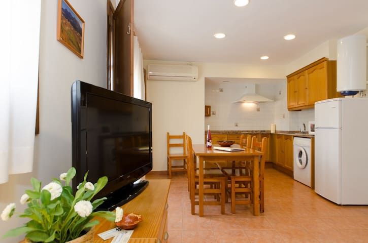 Apartamento Mallata II - Alquézar - Departamento