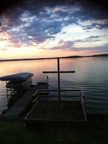 Minnesota lake cabin beautiful Big Cormorant Lake - Lake Park - Houten huisje