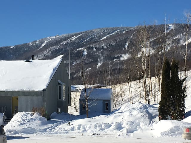 Stay at Mont Ste-Anne - Saint-Ferréol-les-Neiges - Leilighet