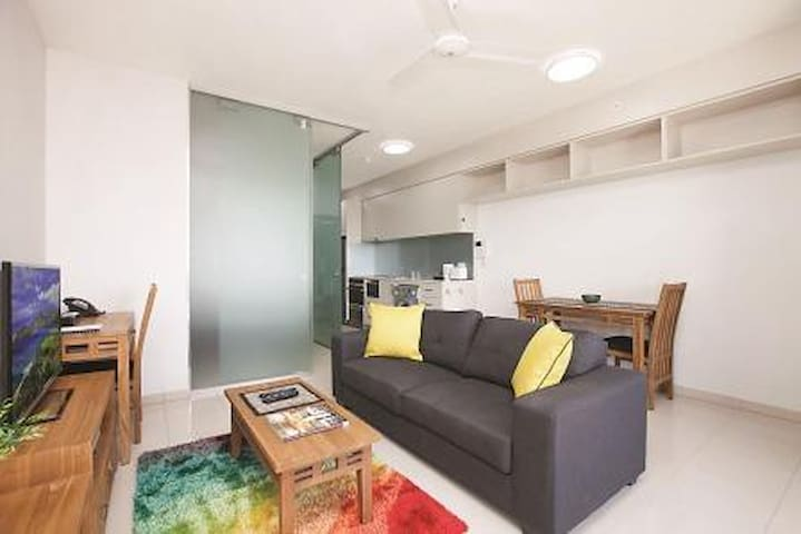 Executive Apartment With Breakfast - Darwin City - Appartement