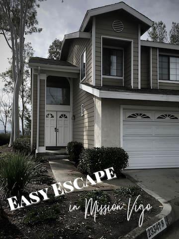Easy Escape in Mission Viejo w/ Private Room B - Mission Viejo - Rivitalo