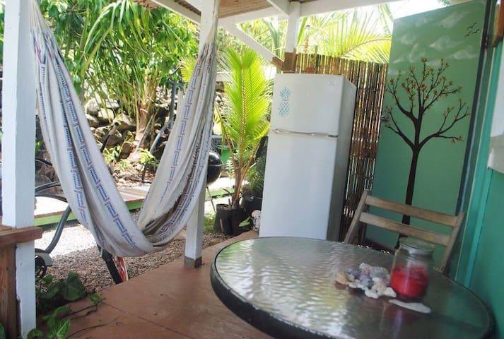 Makua side studio - Haleiwa - Appartement