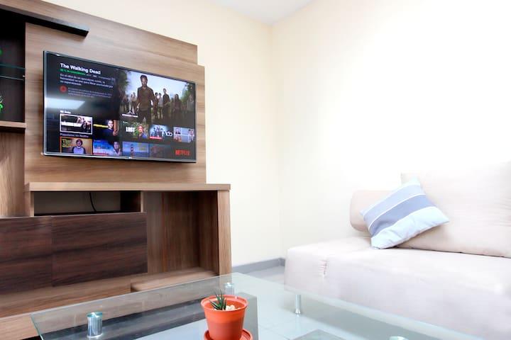 Comfortable apartment Arequipa - Yanahuara - Leilighet
