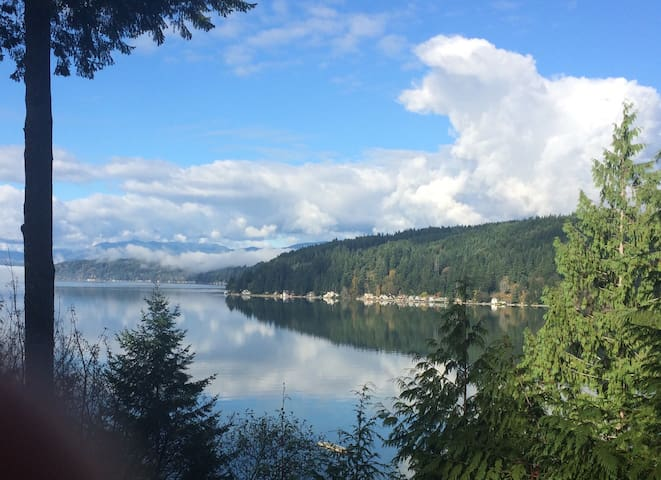 The Narrows on Hood Canal at Union - Union - Huis