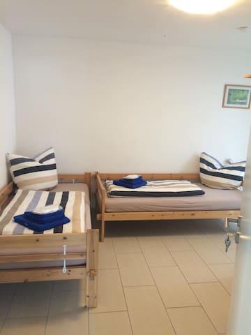 Main Pension mit 3 Gästezimmern in Wörth am Main - Wörth am Main - Pousada