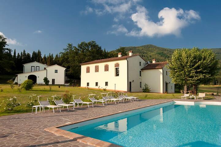 Alle Casce, Tuscany - Montemurlo - Appartement