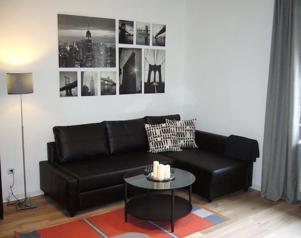 Komfortables Apartment  in Nähe von SAP-Arena - Mannheim - Departamento