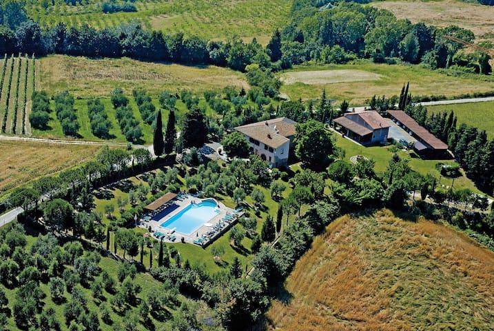 Montelopio - Montelopio 5, sleeps 7 guests - Peccioli - Wohnung