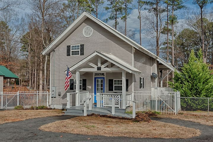 Lake House at Guntersville - The Last Resort - Guntersville - Huis