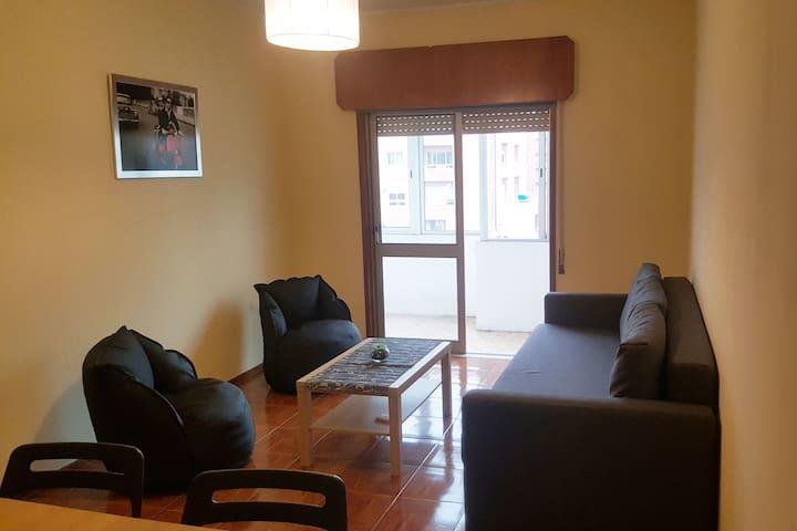 Appartment Povoa de Vazim - Póvoa de Varzim - Lägenhet